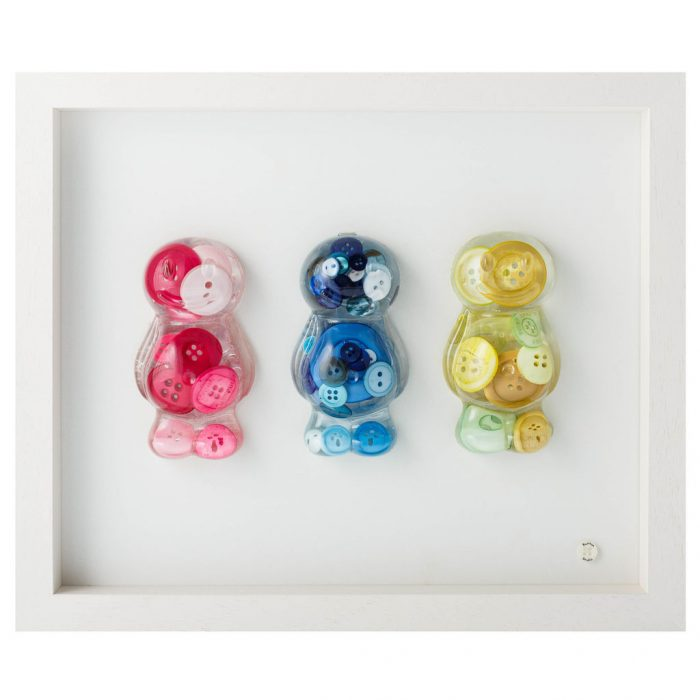 Button Jelly babies